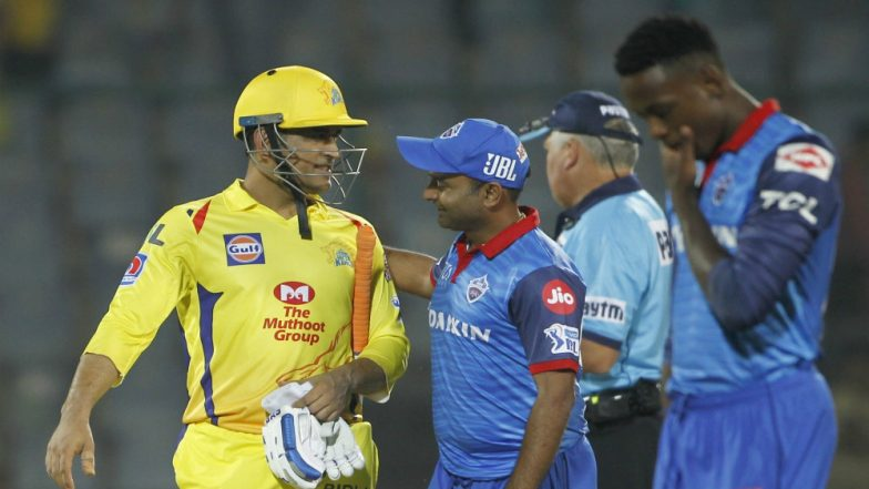 VIVO IPL 2019, CSK vs DC: All-Round Chennai Super Kings Beat Delhi Capitals by Six Wickets