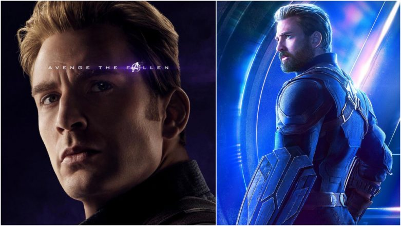 What is Chris Evans Hinting at With the Repeated Jokes About Captain America's Death in Avengers: Endgame?