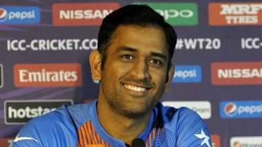 MS Dhoni Becomes Brand Ambassador of Bus Ticketing Platform RedBus