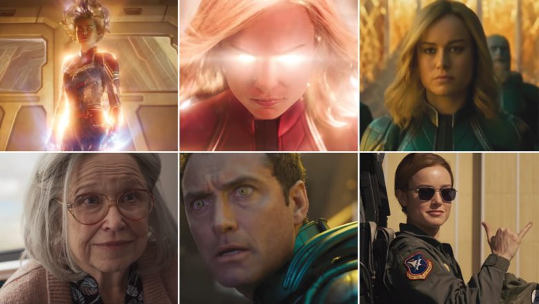 Captain Marvel Full Movie in HD Leaked on TamilRockers for