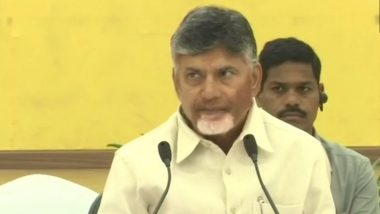 N Chandrababu Naidu & Other TDP MLAs Suspended For 1-Day From AP Assembly For Creating Ruckus During a Discussion to Help Farmers Affected by Cyclone Nivar