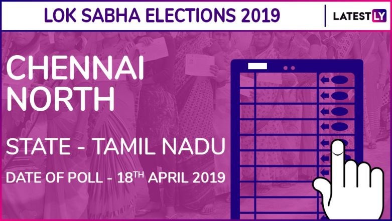 Chennai North Lok Sabha Constituency Election Results 2019 in Tamil Nadu: Dr Kalanidhi Veeraswamy of DMK Wins This Parliamentary Seat