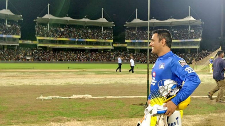 CSK's Home Venue Chennai to Host IPL 2019 Final on May 12