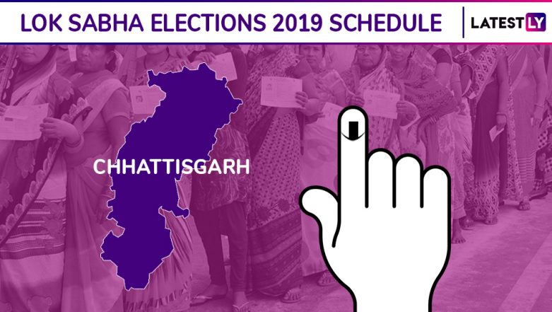 Chhattisgarh Lok Sabha Elections 2019 Schedule: Constituency-Wise Dates Of Voting And Results For General Elections
