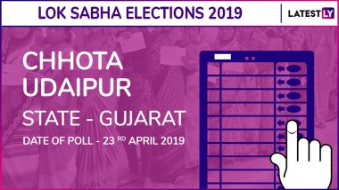 Chhota Udaipur Lok Sabha Constituency in Gujarat Live Results 2019: Leading Candidates From The Seat, 2014 Winning MP And More