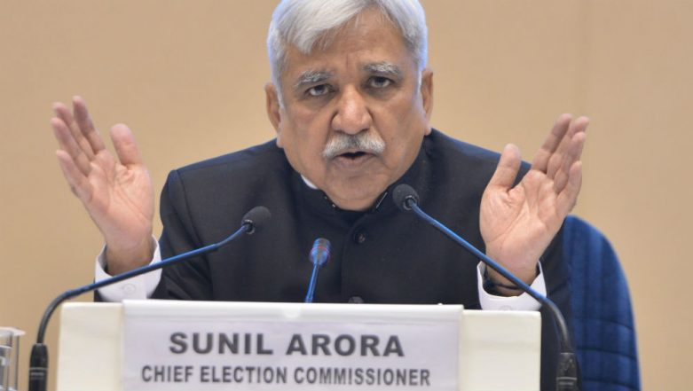 Election Commission Meets Officials of Social Media Platforms Ahead Of Lok Sabha Polls 2019