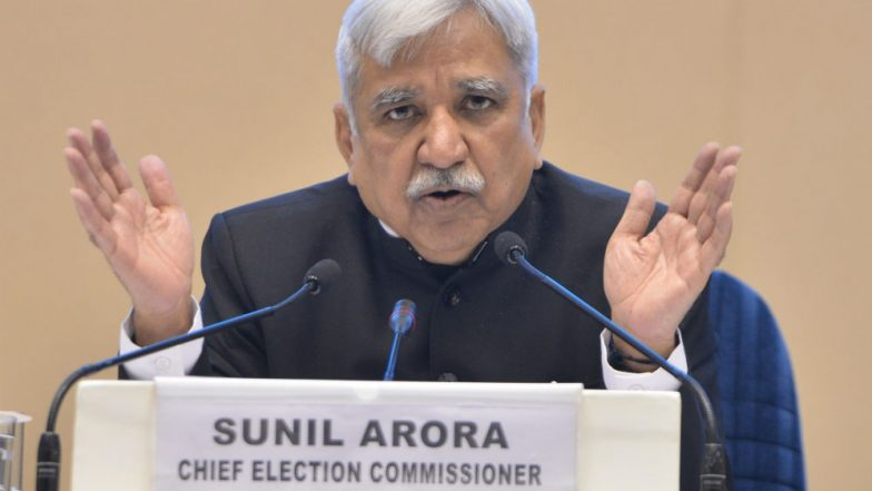 Election Commission Meets Officials of Social Media Platforms Ahead Of Lok Sabha Polls 2019