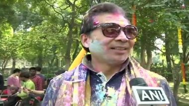 Holi 2019 Celebrations at Chinese Embassy: On Masood Azhar's Listing, China's Envoy Luo Zhaohui Says 'Issue Will be Resolved'