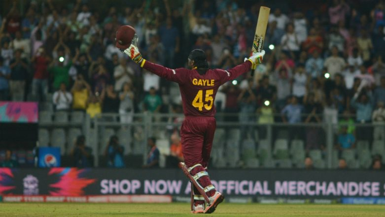 Honour to Wear West Indian Crest: Says Chris Gayle After His Final Home ODI