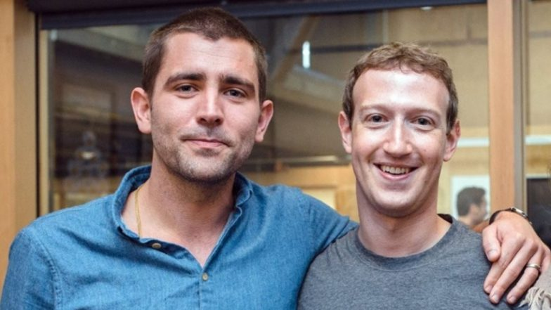 Two more top Facebook executives leave the company