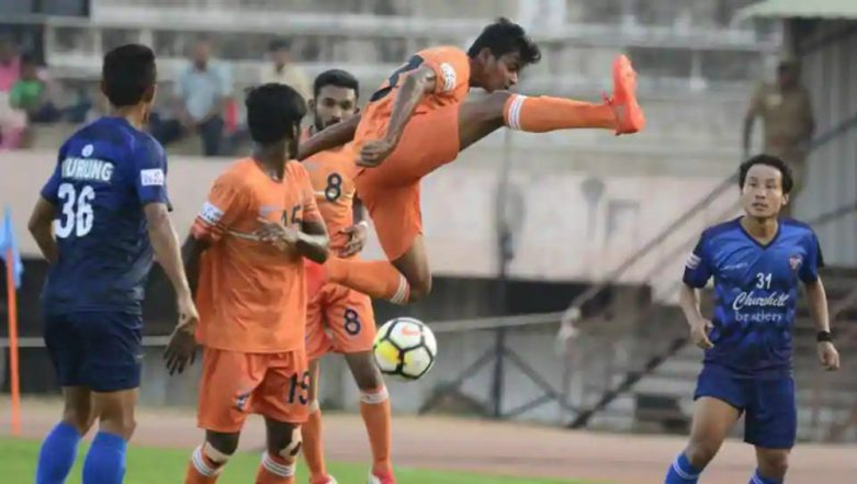 I-League 2018-19: Churchill Brothers Beat Chennai City BY 3-2 to Keep Title Race Alive