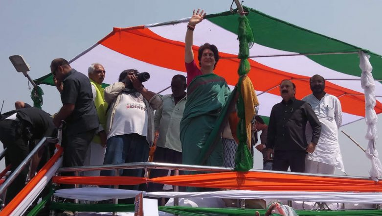 Priyanka Gandhi Vadra's Reply When Asked if She Would Contest 2019 Lok Sabha Election