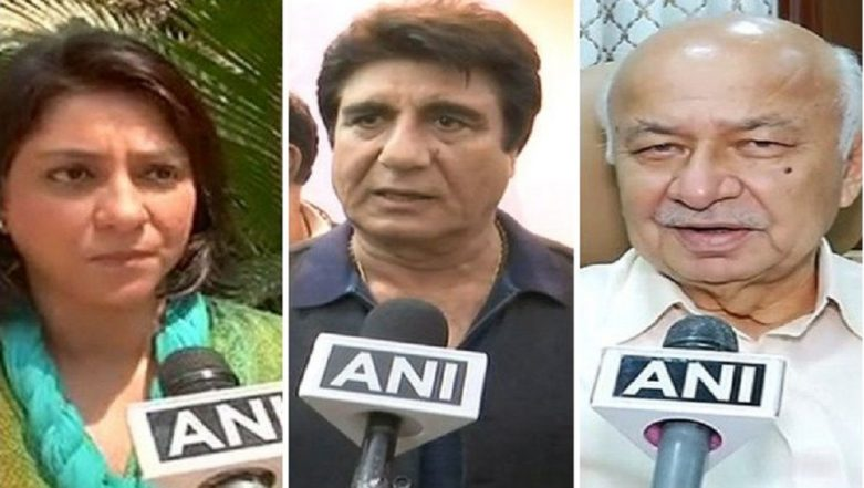 Congress' 2nd List of Candidates For Lok Sabha Elections 2019: Priya Dutt, Raj Babbar, Sriprakash Jaiswal Among 21 Leaders Named; Check Full List
