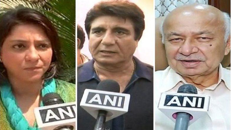 Congress' 2nd List of Candidates For Lok Sabha Elections 2019: Priya Dutt, Raj Babbar, Sriprakash Jaiswal Among 21 Leaders Named; Check Full List