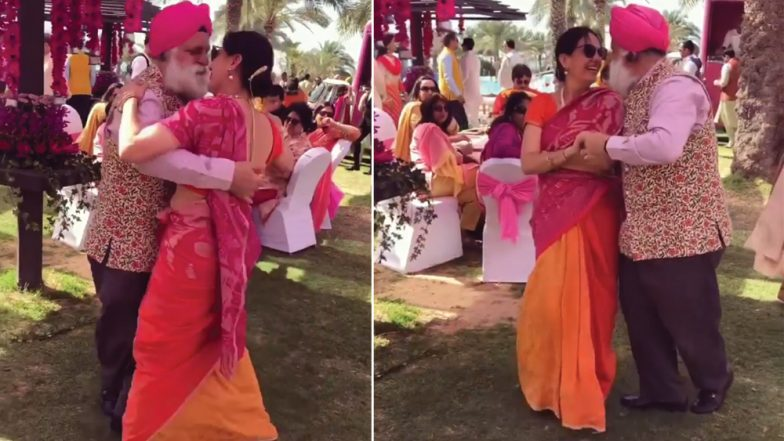 Elderly Punjabi Couple Who Went Viral For Their Dance Moves Are Back at it Again! (Watch Video)