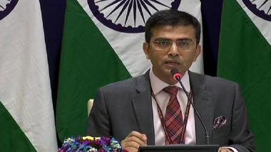 India Hits Out at Pakistan For Defending JeM; MEA Says, 'Naya Pakistan' Should Show 'Naya Action' Against Terrorists