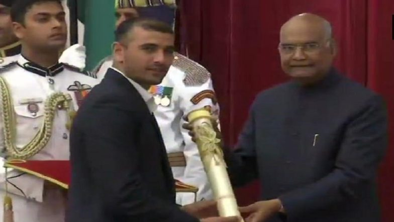 Padma Awards 2019 Sports Winners: Bajrang Punia, Ajay Thakur Among Sportspersons Honoured by President Ram Nath Kovind; See Pics