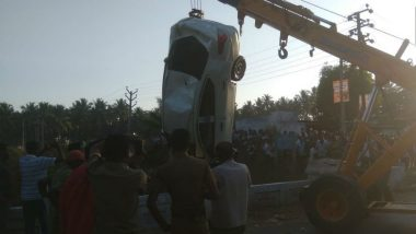 Tamil Nadu: Six Dead After Car Falls Into Parambikulam-Aliyar-Project Canal in Coimbatore