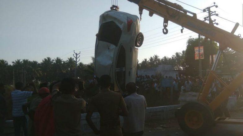 Tamil Nadu: Six Dead After Car Falls Into Parambikulam-Aliyar-Project Canal in Coimbatore