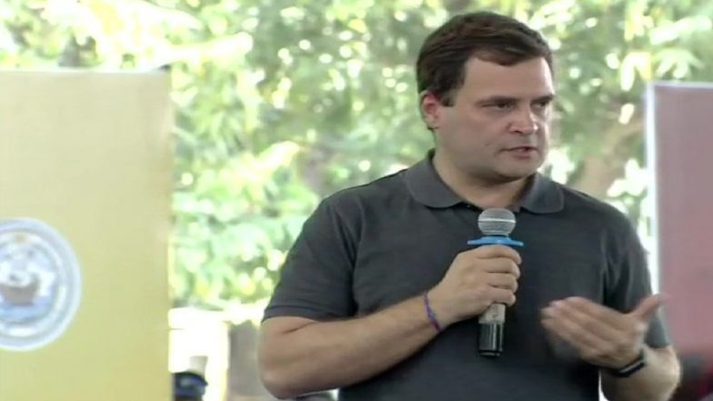 Rahul Gandhi Trains Guns at Narendra Modi in Chennai, Says 'How Many Times PM Stood in Open in Middle of 3,000 Women to Take Questions'