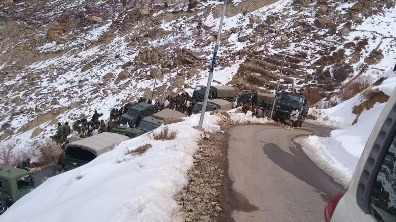 Himachal Pradesh Avalanche: Bodies of Two Missing Indian Army Jawans Recovered