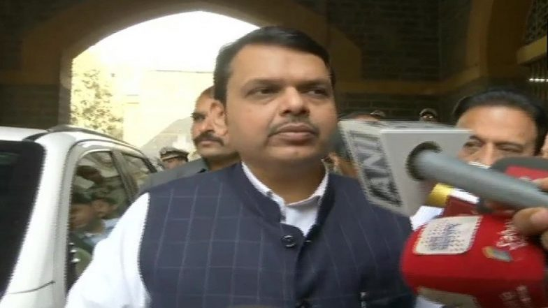 Mumbai CSMT Foot Over Bridge Collapse: Maharashtra CM Devendra Fadnavis Meets Injured, Orders High-Level Inquiry Into Incident