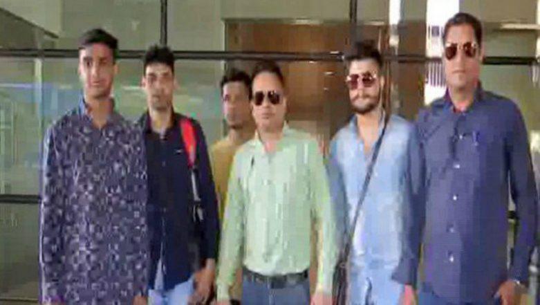 Five Indian Sailors Return After Spending 13 Months in Greek Jail