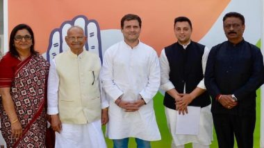 Sukh Ram, Former Union Minister, And His Grandson Rejoin Congress, May Contest Lok Sabha Elections 2019