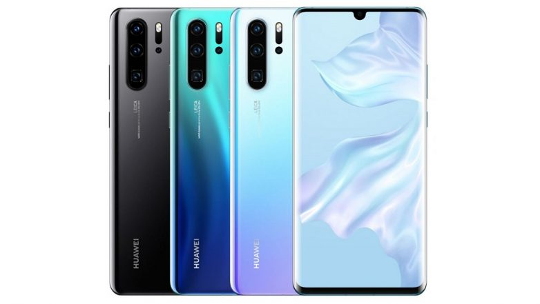 Huawei P30, P30 Pro New Flagship Smartphones With Triple Rear Camera & In-Display Fingerprint Sensor Launched; Prices, Features & Specifications