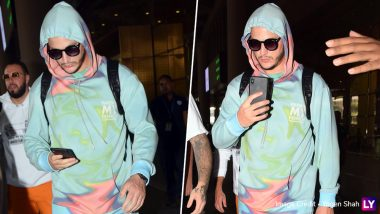 DJ Snake Arrives in Mumbai for Holi 2019 Special Event! View Pics