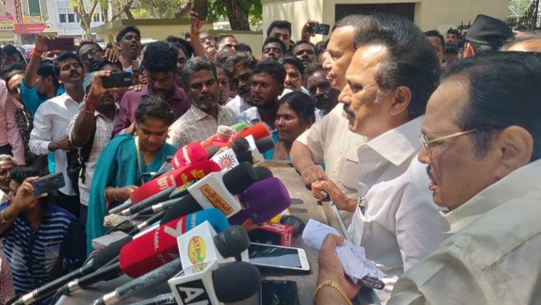 Pollachi Sexual Assault Case: DMK Demands for High Court-Monitored Probe
