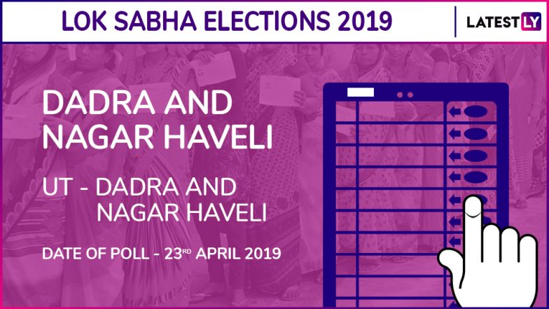 Dadra and Nagar Haveli Lok Sabha Constituency: Candidates, Current MP, Polling Date and Election Results 2019