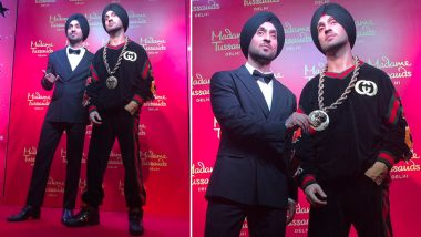 Diljit Dosanjh Finds a Place in Madame Tussauds Wax Museum - View Pics