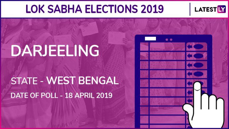 Darjeeling Lok Sabha Constituency Results 2019 in West Bengal: Raju Bista of BJP Wins Parliamentary Election