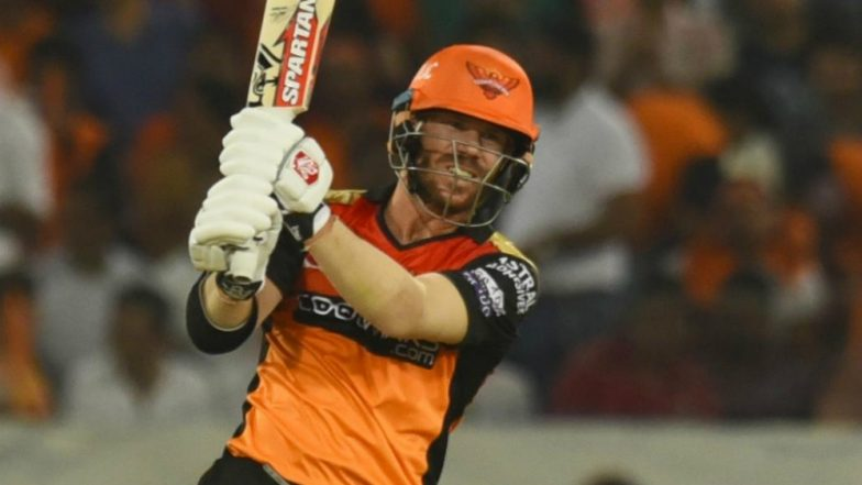 VIVO IPL 2019: Sunrisers Hyderabad's David Warner Takes Sly Dig as R Ashwin Hits Bowling Crease After 'Mankading' Controversy