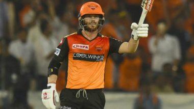 David Warner Hits 4th IPL Hundred During SRH vs RCB IPL 2019 Match, Wins Back Orange Cap