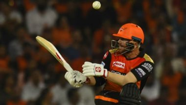 David Warner Excited for their First Home Game Between Sunrisers Hyderabad and Mumbai Indians IPL 2020