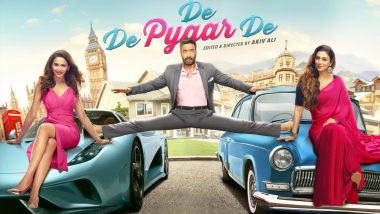 De De Pyaar De First Look: Ajay Devgn, Tabu and Rakul Preet Are All Set to take You on a Ride on May 17!