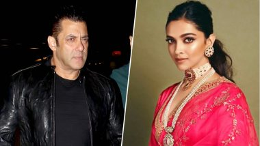With Alia Bhatt in SLB's Inshallah, Here Goes Another Chance to See Salman Khan and Deepika Padukone Together in a Film!