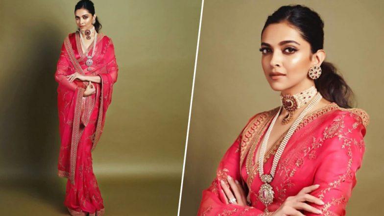 Deepika Padukone's First Inside Pic From Akash Ambani ...