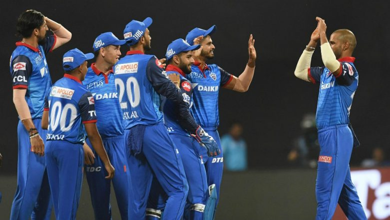 VIVO IPL 2019: Delhi Capital's All-Round Performance Helps Beat Mumbai Indians by 37 Runs at Wankhede Stadium