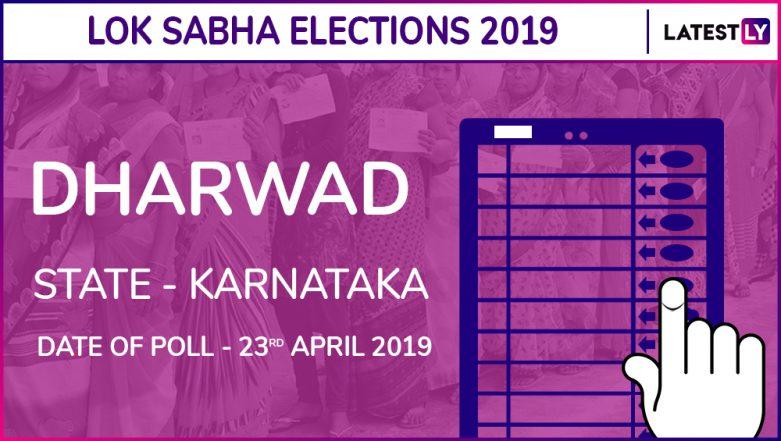 Dharwad Lok Sabha Constituency in Karnataka Results 2019: BJP Candidate Pralhad Joshi Elected MP