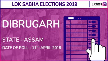 Dibrugarh Lok Sabha Constituency in Assam Results 2019: BJP Candidate Rameswar Teli Elected MP