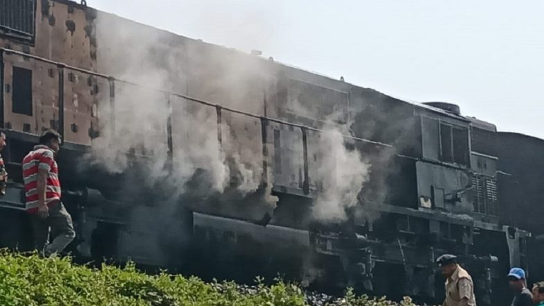 Chandigarh-Dibrugarh Express Catches Fire Near Jalpaiguri; 2 Passengers Killed: Reports