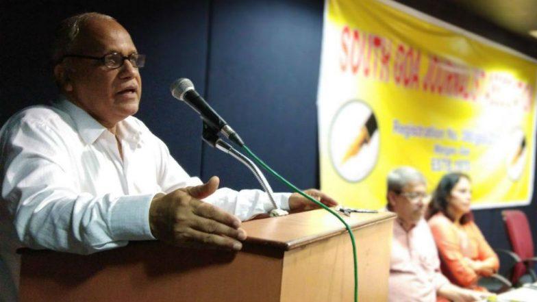 Congress MLA Digambar Kamat Likely to Join BJP, May Replace Manohar Parrikar as Goa CM: Reports