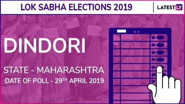 Dindori Lok Sabha Constituency in Maharashtra Results 2019: BJP Candidate Bharti Pawar Was Elected as MP