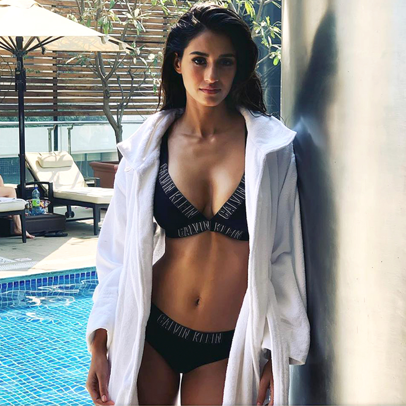 9f9b6ae75a7a Disha Patani in Calvin Klein Images & HD Wallpapers: All the Time ...