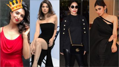 Divyanka Tripathi Clocks 10 Million on Insta: Know About Hina Khan, Jennifer Winget, Mouni Roy & Other Indian TV Actresses' Instagram Followers Count