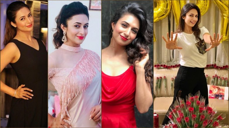 Divyanka Tripathi Reaches 10 Million Followers on Instagram! 13 Times Yeh Hai Mohabbatein Star Ruled Insta With Her Style Game (View Pics)