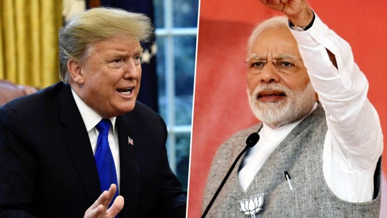 Donald Trump Delivers Setback to Narendra Modi Government: India To Be Removed From US GSP Program List, To No Longer Be Eligible to Enjoy Tariff Concession